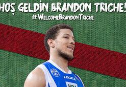 Brandon Triche, Pınar Karşıyakada