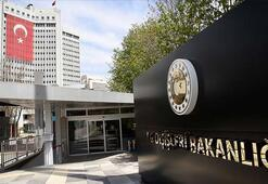 BMnin skandal kararına Dışişlerinden sert tepki