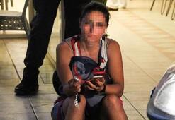 Bu görüntü çok konuşulmuştu... Kocasını bıçaklayan kadınla ilgili flaş karar