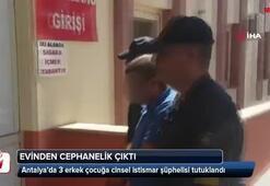 3 erkek çocuğa cinsel istismar şüphelisi tutuklandı