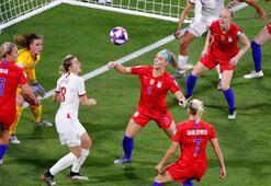 Kadınlar Dünya Kupasında ABD finalde