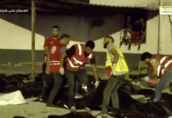 Haftere bağlı güçler barınma merkezine saldırdı: 30dan fazla kişi hayatını kaybetti