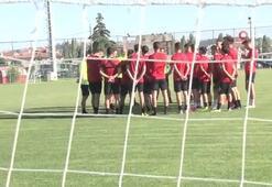 Eskişehirspor'da yeni sezon hazırlıkları başladı