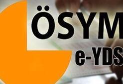 e-YDS 2019/9 Arapça/Rusça sınava giriş belgeleri açıklandı