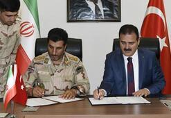 Türkiye ve İrandan sınır görüşmesi İmzalar atıldı...