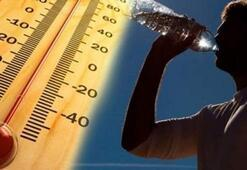 Meteorolojiden sıcaklık uyarısı