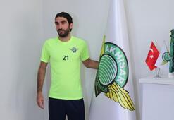Akhisarspor, Burhan Eşerle anlaştı