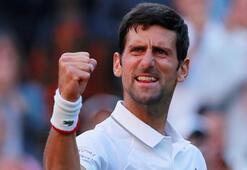 Wimbledonda Djokovic turladı