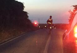 Bursada motosikletle traktör çarpıştı: 1 ölü, 1 yaralı