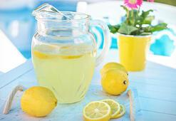 Şekersiz limonata tarifi