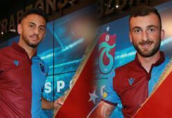 Trabzonspordan çifte transfer