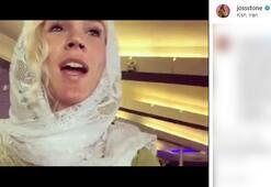 İran, İngiliz sanatçı Joss Stoneu sınır dışı etti