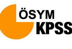 KPSS sınav giriş yerleri belli oldu 2019 KPSS sınav giriş belgesi sorgulama