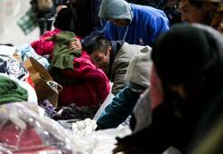 Arjantinde öldüren soğuklar