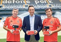 Vodafone Park'ta 5G'yi test ettiler