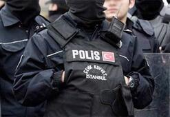 İstanbuldaki 2 bin 62 polise şark tayini