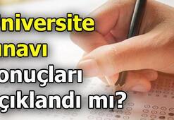 YKS (TYT-AYT-YDT) sonuçları açıklandı mı Üniversite sınavı sonuçları...
