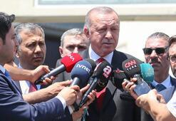 Cumhurbaşkanı Erdoğandan yeni parti iddialarına cevap