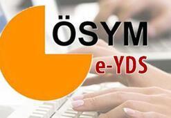 e-YDS sınavları saat kaçta (e-YDS İngilizce-Arapça-Rusça)