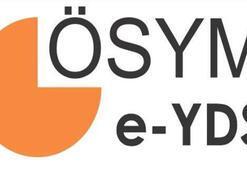 e-YDS sınav sonuç sorgulama ekranı 6 Temmuz e-YDS sonuçları