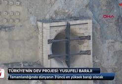 Türkiyenin dev projesi Dünya 3'üncüsü olacak