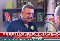 Hasan Kartal: Biz Vedatı hiçbir kulübe yönlendirmek istemiyoruz