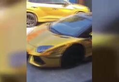 Aubameyangdan koleksiyonluk araba