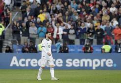 Messi ve Medel gerginliği Geceye damga vurdu...