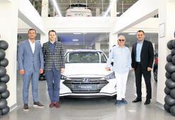 Hyundai'nin son modeli Yükseliş'te