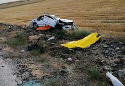 Başkentte feci kaza: 4 kişi hayatını kaybetti