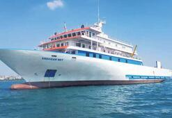 Mavi Marmara yeniden sularda