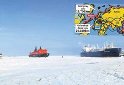 Kutup yolu yeniden açıldı