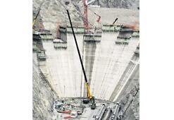 112 metresi bitti kaldı 158 metre