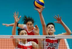 Ebrar Karakurt, FIVB Uluslar Liginin en iyileri arasında