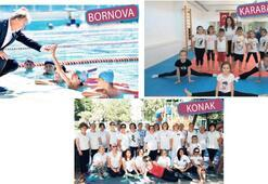 İzmir bu yaz spora doyacak