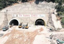 Kazdağları rampaları  'tüneller' ile aşılacak