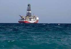 Türkiyenin sondaj gemisi Yavuz, Karpaz açıklarına ulaştı