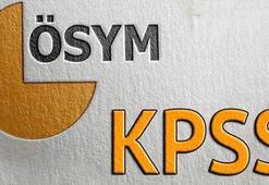 KPSS sınav giriş belgesi nasıl alınır 2019 KPSS sınavları ne zaman