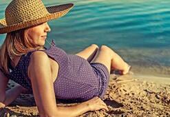 Hamilelere yaz tatili önerileri