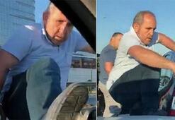 Son dakika | Hamile kadının aracına saldıranlar tutuklandı