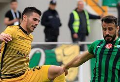 Yeni Malatyasporlu Danijel Aleksic, El Ahliye transfer oldu