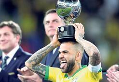 Alves'in tarihi zaferi