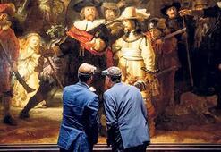 Rembrandt'ın eseri için 'Gece Nöbeti Operasyonu'