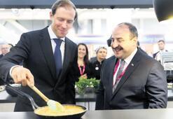 Rusya'dan Türk iş insanlarına imtiyaz