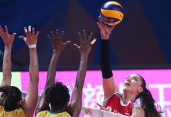 Filenin Sultanları, Milletler Ligi yarı finalinde Brezilyaya yenildi