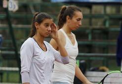 Milli tenisçilerden Sırbistanda şampiyonluk