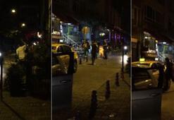 Yer: İstanbul... Taksicinin kafasında şişe parçaladılar