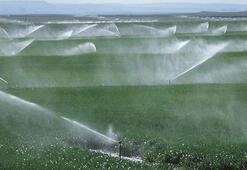 2023e kadar 2 milyon hektar alan suyla buluşacak