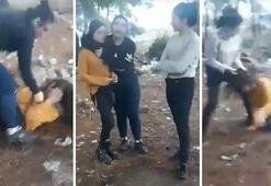 Ormanda genç kıza işkence