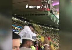 Neymardan takım arkadaşlarına müthiş destek
